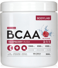 Bodylab BCAA Instant (300 g) - Raspberry Rush