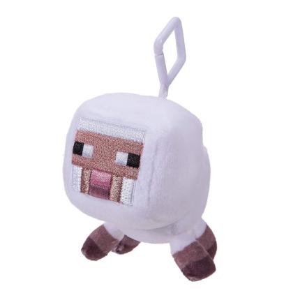 MineCraft Baby White Sheep - CDON.COM