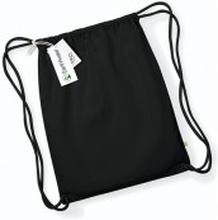 W810 EarthAware™ Organic Gymsac Black/Black