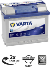 VARTA START-STOP EFB 60AH N60