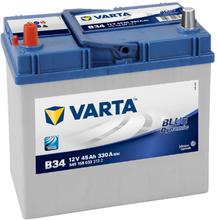 VARTA BLUE DYNAMIC 12V 45AH B34