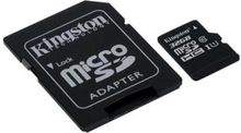 32GB Kingston Canvas Select microSDHC Class 10 UHS-I 80MB/s