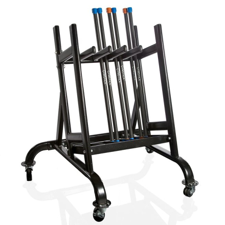 Gymstick Rack for Aerobic Bars
