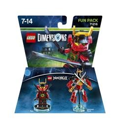 LEGO Dimensions Fun Pack - Nya - wupti.com