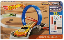 Hot Wheels - Super 6-In-1 Track Builder Set