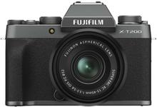 Fujifilm X-T200 + XC 15-45/3,5-5,6 Dark Silver, Fujifilm