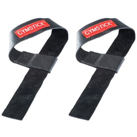 Gymstick Lifting Straps Leather