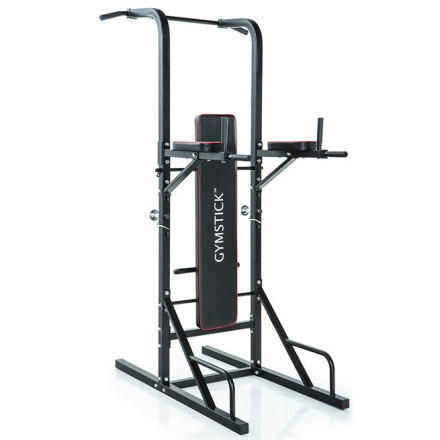 Gymstick Power Tower with Bench
