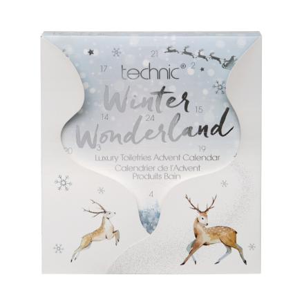 TECHNIC - Winter Wonderland Luxury Toiletries Advent Calendar