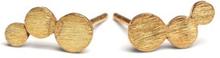 Pernille Corydon - Multi Coin Øredobber - Gull