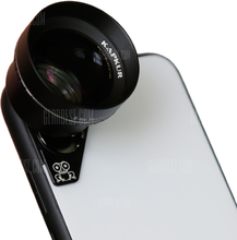 KAPKUR Mobile Phone Lens 2.0X Telephoto Lens Portrait Lens for iPhoneX