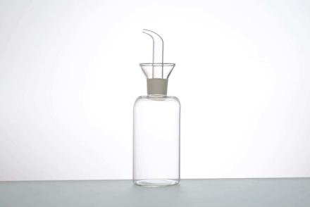 Olivoljekanna Glas - Cylinder