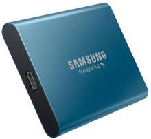 Samsung T5 Ekstern SSD-disk 500 GB