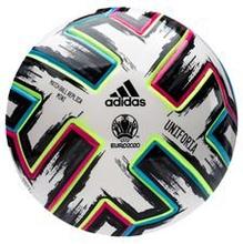 adidas Fotball Uniforia Mini EURO 2020 - Hvit/Sort/Grønn/Turkis