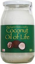 Kokosolie - oil of life 500ml.