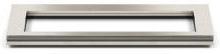 Unidrain HighLine ram, 800 mm, höjd 12 mm