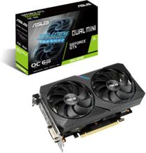GeForce GTX 1660 SUPER DUAL MINI - 6GB GDDR6 SDRAM - Grafikkort
