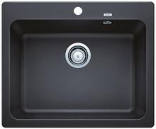Blanco Naya 6 UX Kjøkkenvask 61,50x51 cm, Silgranit Antrasittgrå