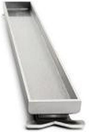 Unidrain HighLine Cassette galler, 1000 mm, höjd 25 mm