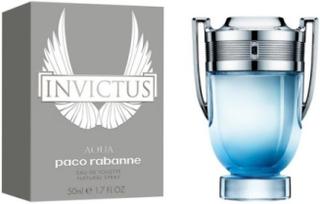 Paco Rabanne Invictus Aqua Edt Parfyme Transparent