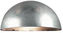 Nordlux Scorpius Utendørs vegglampe, Galvanisert stål