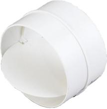 Kontraspjell til ventilasjonsrør Ø100 mm.