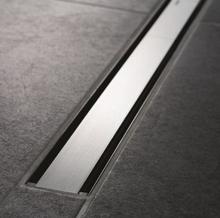 Geberit CleanLine 60 överdel/golvränna 30-90 cm i Antracit/Rostfritt stål