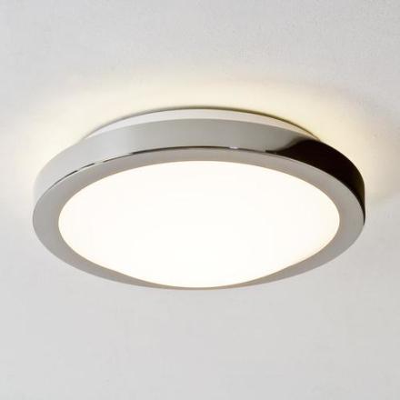 Mariner vegg-/taklampe, krom/hvitt Opalglass