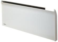 Glamox TPA El-radiator uten termostat 1500W/230V, Hvit - 15 m²