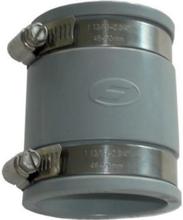 Fernco lige overgangsmanchet 30-38mm