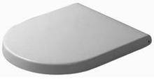 Duravit Starck 3 toalettsete m/soft close & quick release, hvit