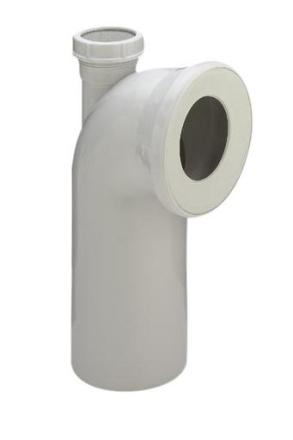 Viega WC Avloppsböjning M/studs 40mm