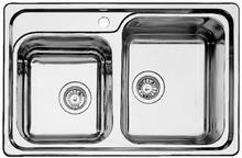 Blanco Classic 8 Kjøkkenvask 78x51 cm. Rustfritt Stål