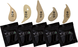 OFRA Cosmetics OFRA C Absolute Cover Silk Foundation Trial Pack- Light