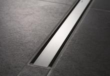 Geberit CleanLine60 avløpsrenne 30-130 cm i stål/stål