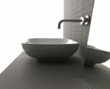 Lavabo Axa Ciotola 70 tvättställ 70x46 cm Vit
