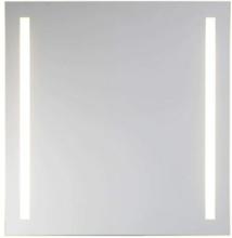 Ifö Option Spejl m/Lys 60x64 cm