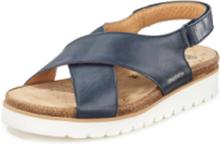 Sandaler Tally från Mobils blå