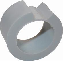 Insats till zink rörbärare 22 mm