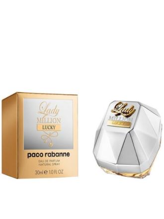 Paco Rabanne Lady Million Lucky Edp 30ml