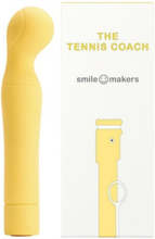 Smile Makers The Tennis Coach Vibrator Sexleksaker