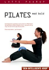 Pilates Med Bold DVD inkl. Bold