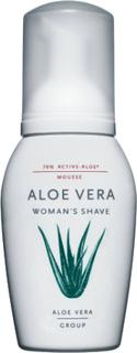 Aloe Vera Womans Shave 150ml.