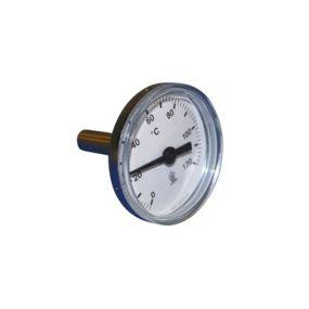 Termometer 1/2 x 63 mm 0-120 gr.