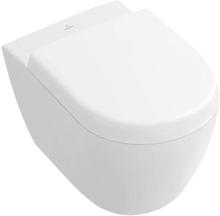 Villeroy & Boch Subway 2.0 Compact vägghängd toalett m/Direct Flush & Ceraqmicplus