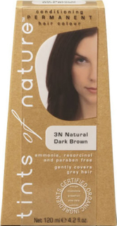 Tints of Nature hårfarve 3N Dark Brown - 120ml