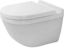 Duravit Starck 3 væghængt toilet