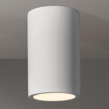 Osca 200 Round taklampe, hvit