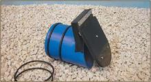 RIALET kontraklapp 110mm til plast