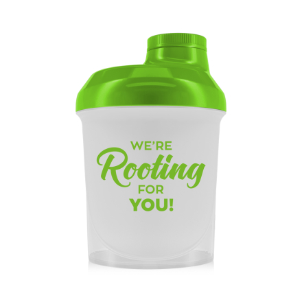 Bodylab Mini Shaker Bottle - Green